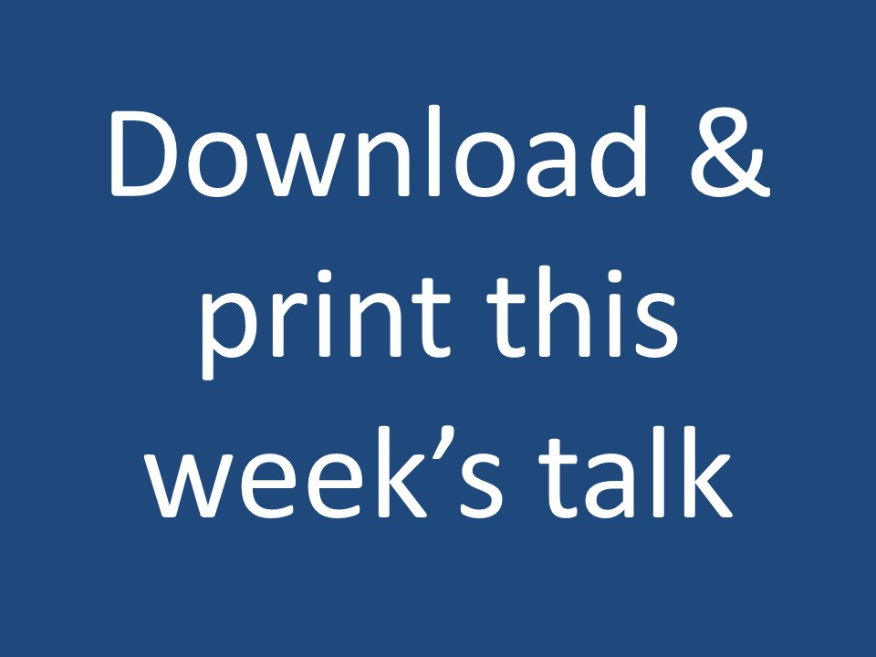 Download talk